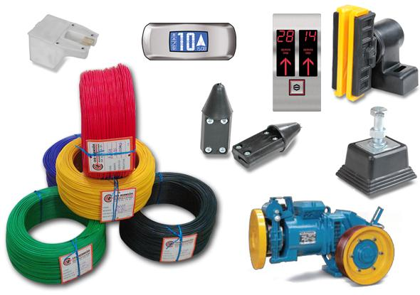 Sales of Elevator Supplies