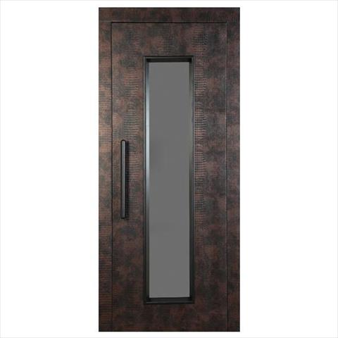 CD02 Semi Automatic Door