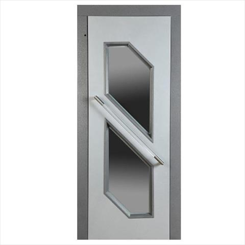 CD03 Semi Automatic Door
