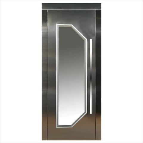 CD05 Semi Automatic Door