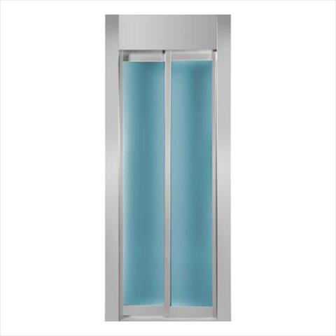 Automatic Elevator Door with Glass